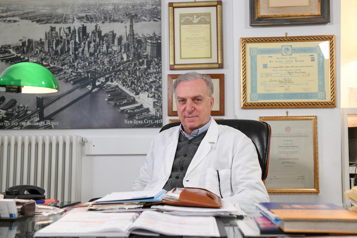 Foto dottore principale